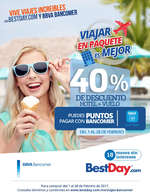 Ofertas de Best Day, Bestday febrero