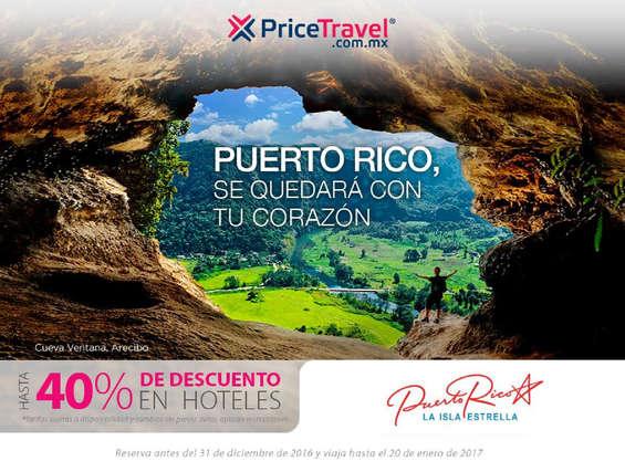 Ofertas de Price Travel, Puerto Rico