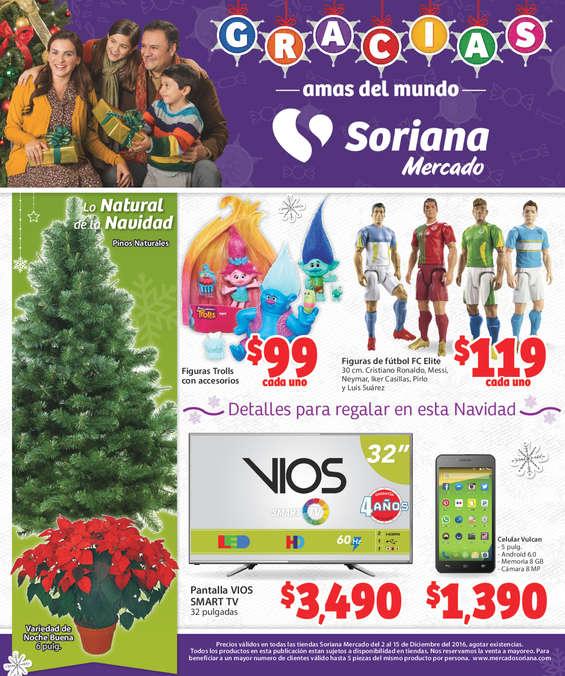 Ofertas de Soriana Mercado, Gracias amas del mundo