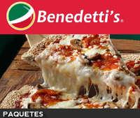 Paquetes Benedetti´s Pizza