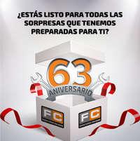 63 Aniversario