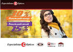 Ofertas de Especialistas Ópticos, 30% y 15% de descuento