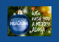 We wish you a merry Adosa