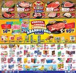 Ofertas de S-Mart, viernes sabado y domingo abarrotero