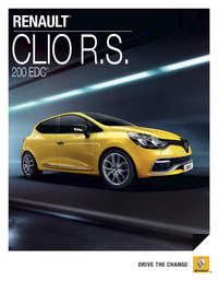 Clio R.S