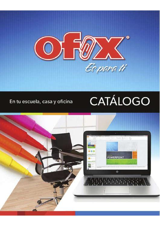 Ofertas de Ofix, Productos