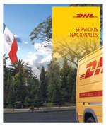 Ofertas de DHL, Servicios Nacionales 2016