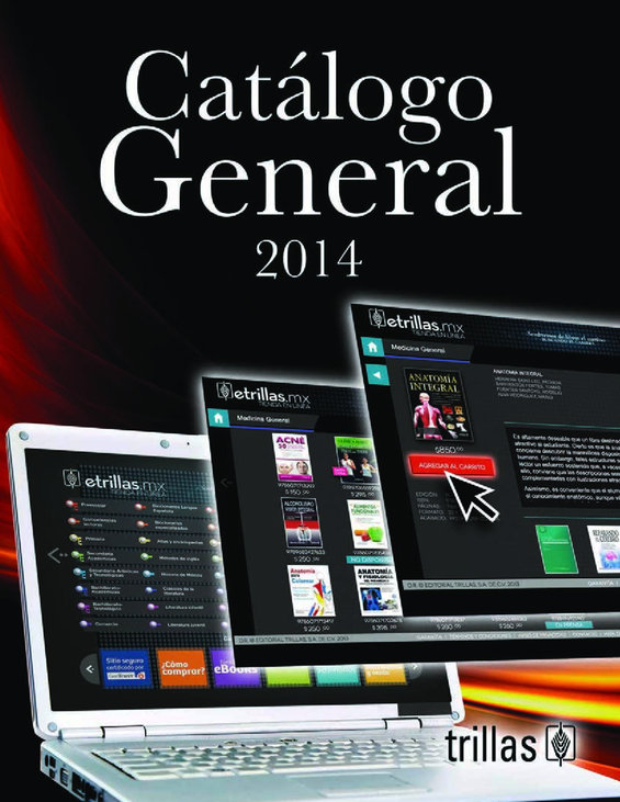 Ofertas de Editorial Trillas, Catálogo General