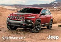 Cherokee 2017