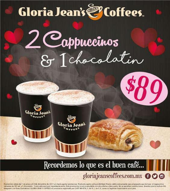 Ofertas de Gloria Jean's Coffees, Promo paquete