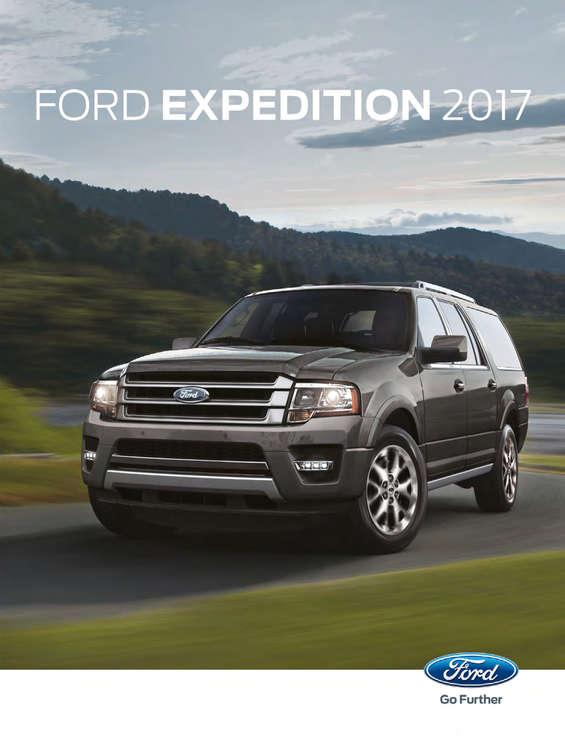 Ofertas de Ford, Expedition 2017