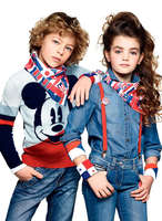 Ofertas de Benetton, Kid's Fall Collection