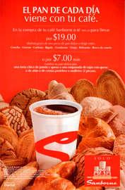 El pan de cada día viene con tu café
