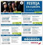 Ofertas de RS Viajes, Festeja en Europa