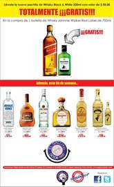 Botella gratis