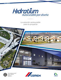Concret Hhidratium Autocurable