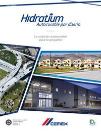 Concret Hhidratium Autocurable