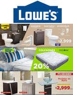 Ofertas de Lowes, Descuentos y precios especiales