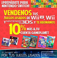 Promociunes Game planet
