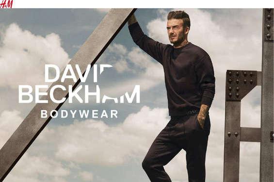 Ofertas de H&M, David Beckham Bodywear