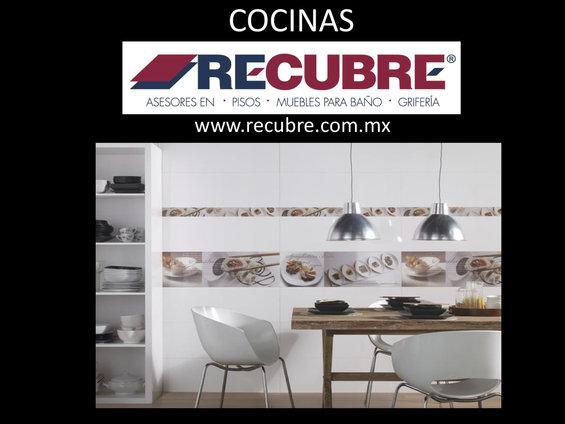 Ofertas de Recubre, Cocinas