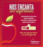 Ofertas de Applebee's, Eventos