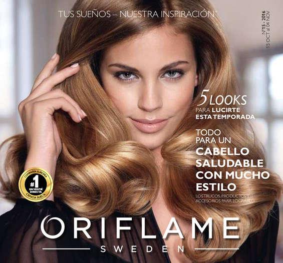Ofertas de Oriflame, Catálogo 15