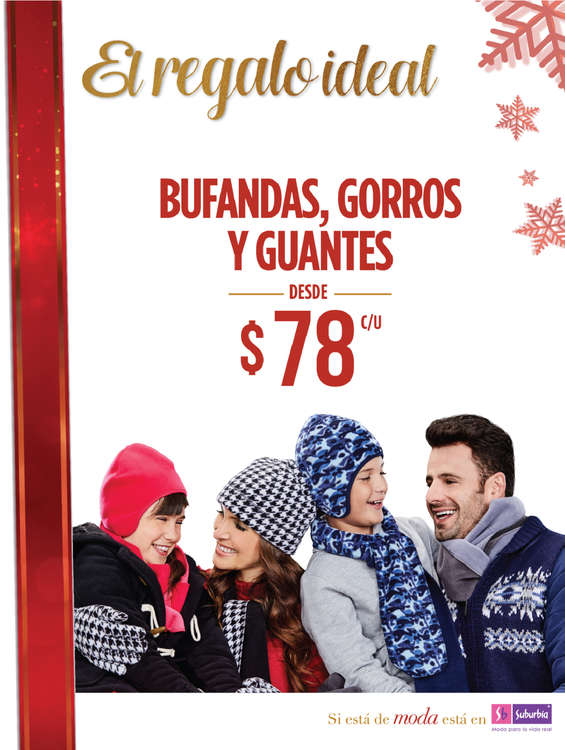 Ofertas de Suburbia, El regalo ideal