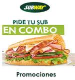 Ofertas de Subway, Promociones