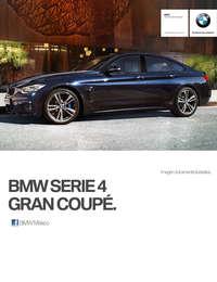 Ficha Técnica BMW 420iA Gran Coupé Automático 2017
