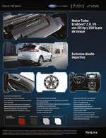 Ofertas de Ford, Edge Sport 2016