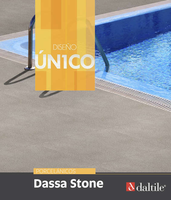 Ofertas de Daltile, Dassa Stone
