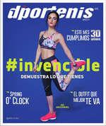 Ofertas de Dportenis, Revista mensual