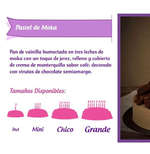 Ofertas de La Zarza, Productos Pastelería La Zarza