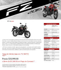 FZ Series FZ16 2015