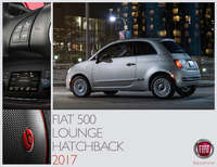 500 lounge hatchback 2017