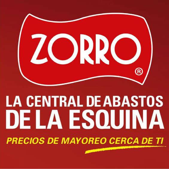 Zorro - Ofertas, catálogos y folletos   Ofertia