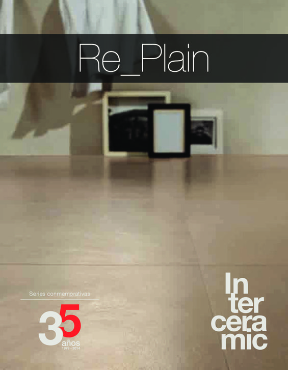 Ofertas de Interceramic, Re_Plain