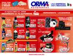 Ofertas de Orma Autopartes, Promociones febrero