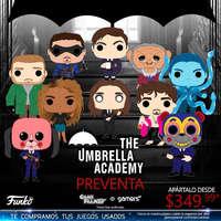 Funkos The Umbrella Academy