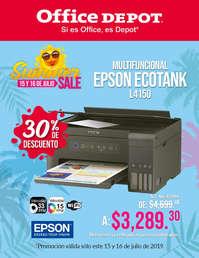 Summer SALE - Multifuncional EPSON Ecotank