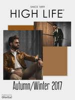 Ofertas de High Life, Autumn/Winter 2017