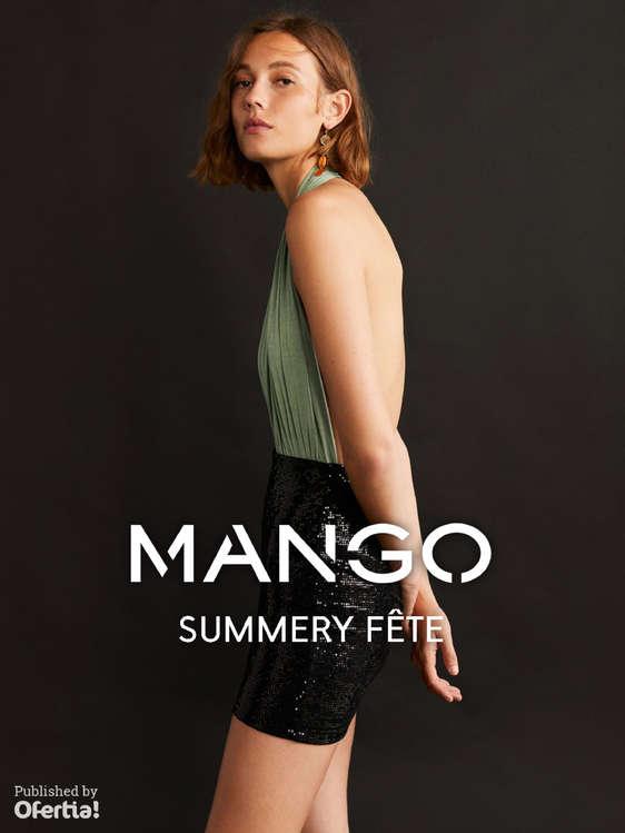 Ofertas de Mango, Summery Fête