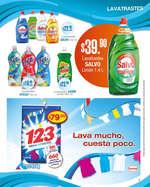 Ofertas de Soriana Mercado, Especial de limpieza