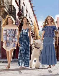 Línea vestir verano 2017
