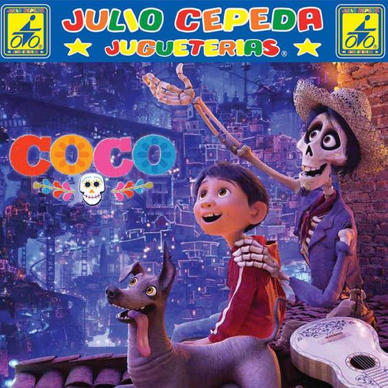 Ofertas de JULIO CEPEDA JUGUETERÍAS, Coco