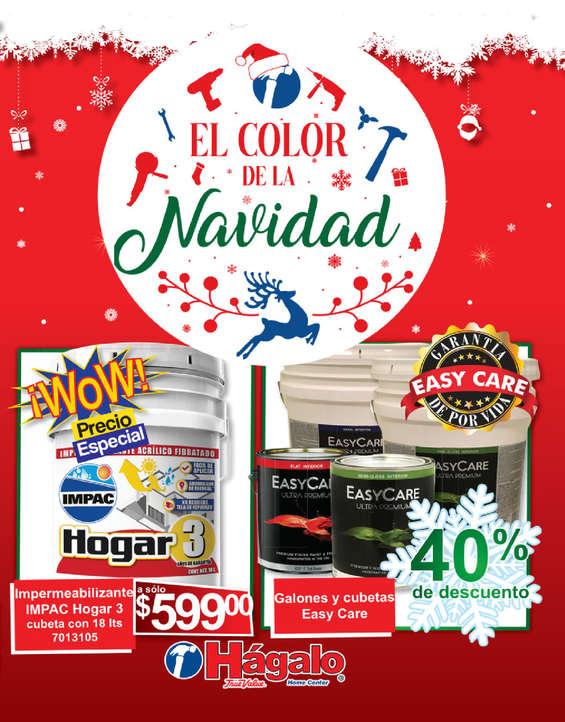 Ofertas de Hágalo, El color de la Navidad