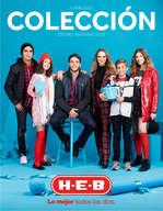 Ofertas de H-E-B, Catálogo Colección - Otoño Invierno 2019