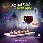 Ofertas de Sushi Roll, Bloody sushi