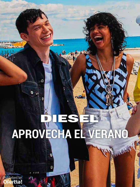 Ofertas de Diesel, Aprovecha el verano